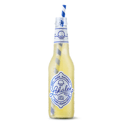 Lokales Hard Lemon Drink 33cl