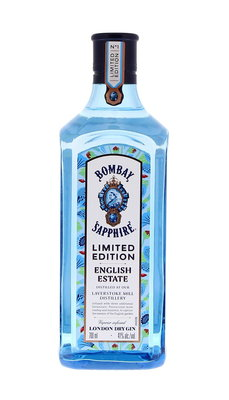 Bombay Sapphire English Estate Dry Gin 70cl