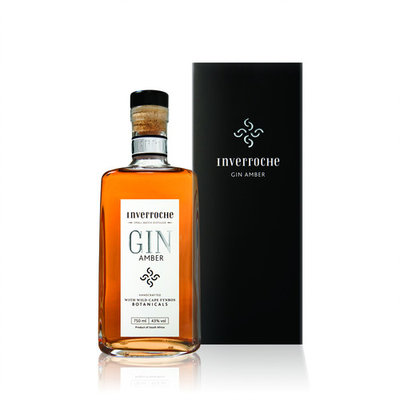 Inverroche Amber Gin 43% 70cl