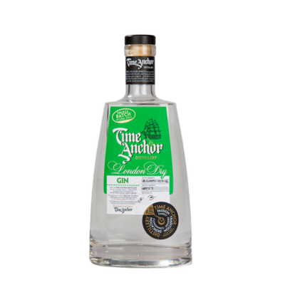 Time Anchor London Dry Gin 43% 75cl