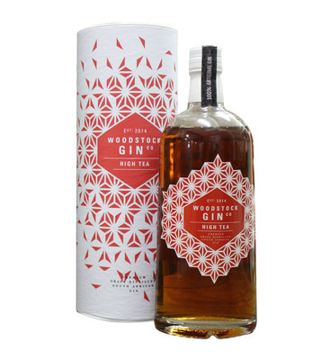 Woodstock High Tea Gin 43% 75cl