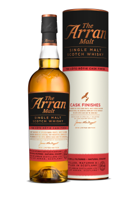 The Arran Malt The Côte-Rôtie Cask Finish Whisky 50% 70cl