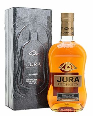 Isle of Jura Prophecy Tin Box Whisky 46% 70cl