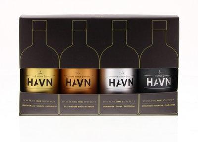 HAVN Gin Mini Giftpack 4x5cl