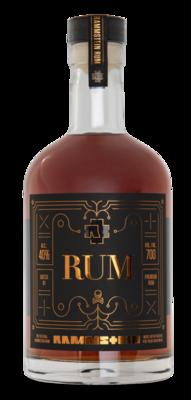 Rammstein Rum 40% 70cl