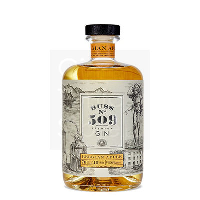 BUSS N°509 Belgian Apple Gin 40% 70cl