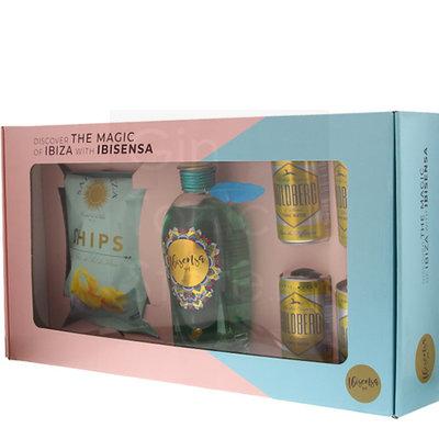 Ibisensa Gin 41% 50cl Giftbox