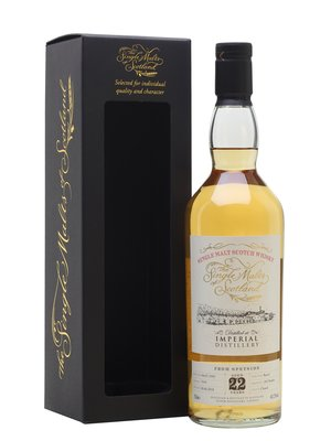 Imperial 1996 23 Years Old Whisky by The Nectar 48.3% 70cl