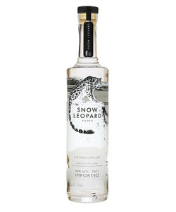 Snow Leopard Vodka 40% 70cl
