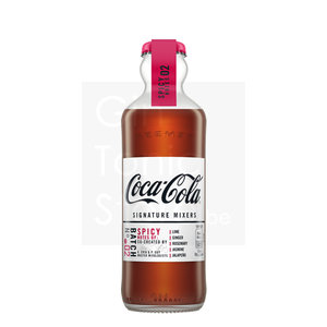 Coca-Cola Signature Mixers Spicy 20cl