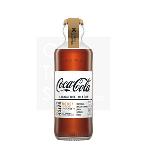 Coca-Cola Signature Mixers Woody 20cl