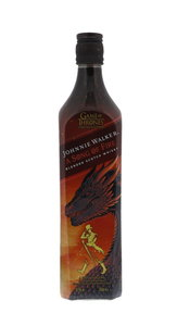 Johnnie Walker A Song of Fire Limited Edition Whisky 40,8% 70cl