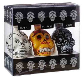 KAH Tequila Miniature 3x5cl 45% Combo Giftpack