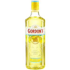 Gordon's Sicilian Lemon Gin 37.5% 70cl