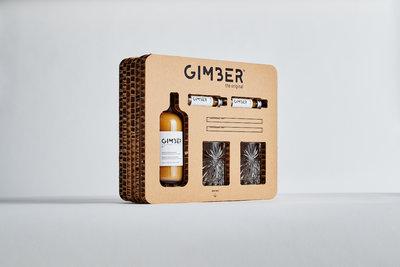 Gimber 0% Giftbox