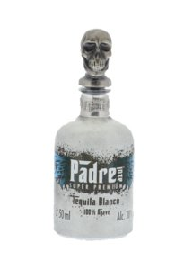 Padre Azul Blanco Tequila 38% Mini 5cl