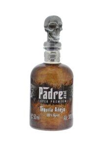 Padre Azul Anejo Tequila 38% Mini 5cl