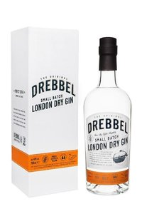 Drebbel London Dry Gin 40% 70cl
