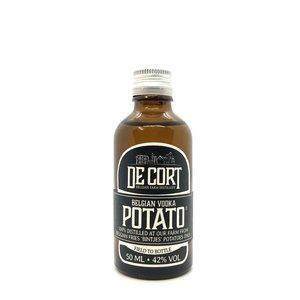 De Cort Belgian Potato Vodka 42% 5cl