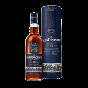 Glendronach 18 Years Allardice Single Malt Whisky 46% 70cl