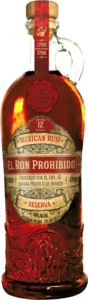 El Ron Prohibido Reserva 12 Years Rum 70cl 40%