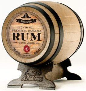 Admiral's Cask Premium Barrel Rum 40% 70cl