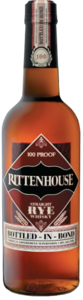 Rittenhouse Straight Rye 100 Proof Whisky 50% 70cl