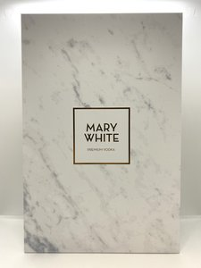Mary White Vodka 40% 70cl Giftbox