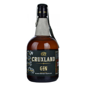 Cruxland Black Winter Truffle Gin 43% 70cl