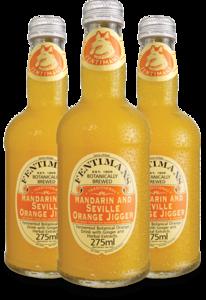 Fentimans Mandarin & Seville Orange Jigger 275ml
