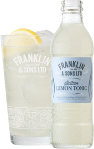 Franklin & Sons Sicilian Lemon Tonic Water 20cl