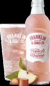 Franklin & Sons Apple & Rhubarb 275ml