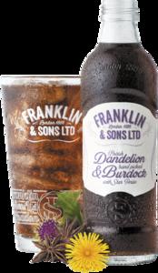 Franklin & Sons Dandelion & Burdock 275ml