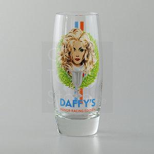 Daffy's Manor Racing Hi Ball Glass