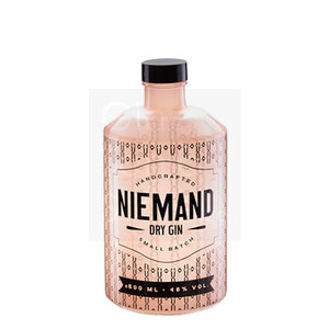 Niemand Dry Gin 50cl