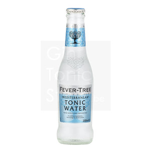 Fever-Tree Mediterranean Tonic Water 20cl