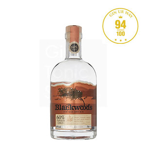 Blackwoods Vintage Dry Gin 60 70cl