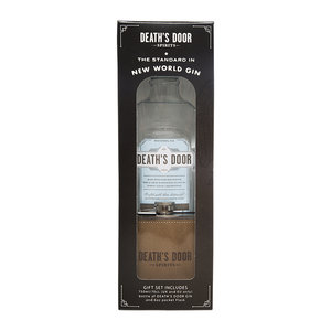 Death's Door Gin 70cl Giftpack