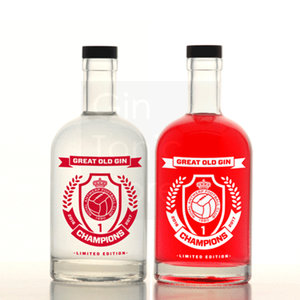 Antwerp Gin Champions Edition Duo 2x70cl