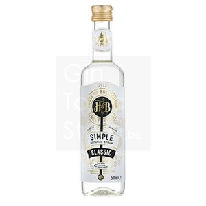 Fentimans House of Broughton Simple Natural Syrop 500ml