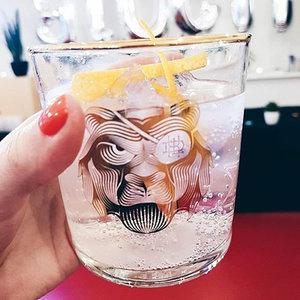 Blind Tiger Gin Glas