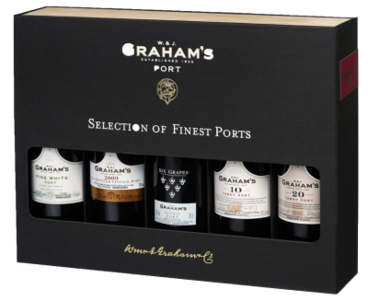 Graham's Porto Selection Giftpack 5x20cl