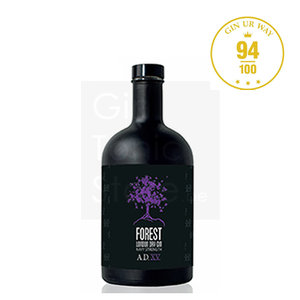 Forest Dry Gin Anno Domini XV Navy Strength Gin 50cl