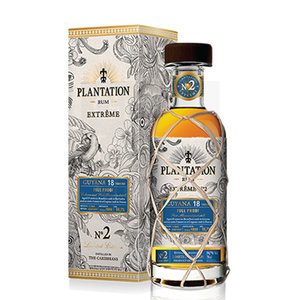 Plantation Extreme No2 Guyana 18 Years Limited Edition Rum 70cl