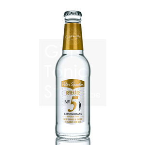 Peter Spanton No5 Lemongrass Superior Tonic Water 20cl