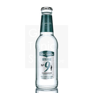 Peter Spanton No9 Cardemom Superior Tonic Water 20cl