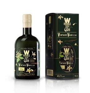 Wilderen Double You Vintage Vanilla Gin 50cl Giftbox