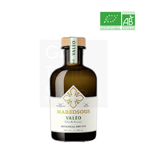 Maredsous Valéo Bio Gin 50cl