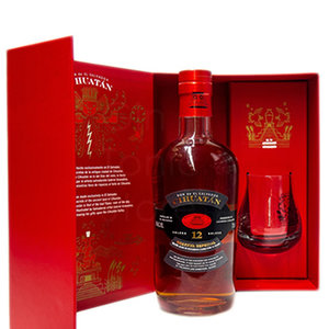 Cihuatan Rum 12 Years 70cl Limited Edition Gift Box