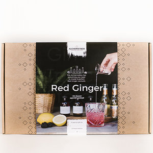 Red Ginger - Gin Based Cocktailbox
